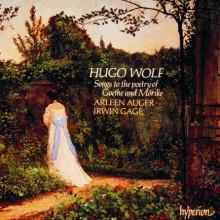 WOLF: CANZONI PER SOPRANO E PIANO
