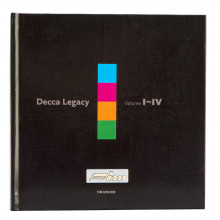 Decca:supreme Stereophonic Legacy(4 Cds)
