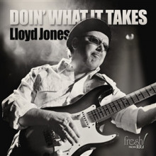 Lloyd Jones: Doin' What It Takes