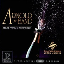 ARNOLD: Musica orchestrale (HDCD)