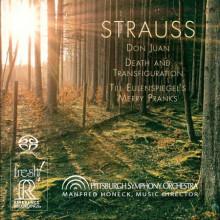 STRAUSS: Musica orchestrale