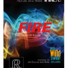 Playing With Fire: Music By F.ticheli