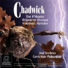 CHADWICK: Symphonic Sketches - Melpomene Overture - Tam O' Shanter (HDCD)