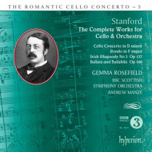 STANFORD: THE ROMANTIC CELLO CONCERTO(3)