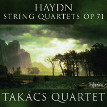 HAYDN: Quartetti per archi - Op.71