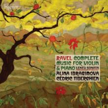 RAVEL: Musica per violino e piano - Int.
