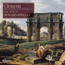 CLEMENTI: Sonate per piano Vol.6 - Int