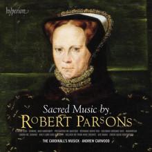 ROBERT PARSONS: Musica Sacra