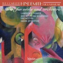 Hindemith: Opere Per Viola E Orchestra - 3