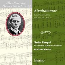 Concerti per piano Vol.49 - Stenhammar