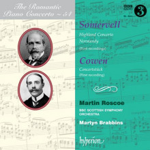 Somerwell - Cowen: Romantic Piano Vol.54