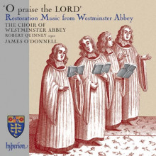 AA.VV.: Musica dalla Westminster Abbey