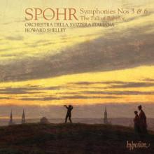 SPOHR: Sinfonie NN. 3 & 6 - Overture