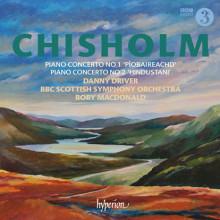 Chisholm Erick: Concerti Per Piano