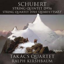 Schubert: Quartetti Per Archi D956 - D703