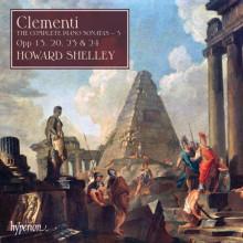 Clementi: Sonate Per Piano Vol.3 - Int