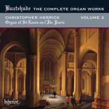 BUXTEHUDE: Integr.opere per organo Vol.3