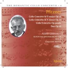 PFITZNER: Concerti per violoncello