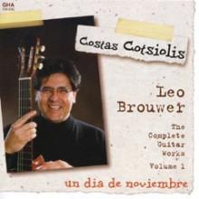 BROUWER: Opere x chitarra Vol.1 (Int.)