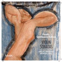 PIZZETTI - CASTELNUOVO - TEDESCO: Sonate