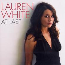 LAUREN WHITE: At Last