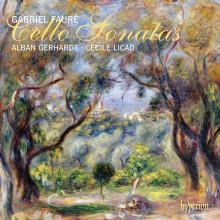 FAURE': Sonate per violoncello e piano