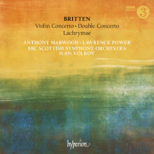 BRITTEN: Violin Concert - Double Concerto