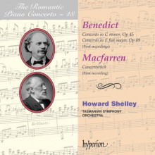 Concerti per piano Vol.48 - Benedict
