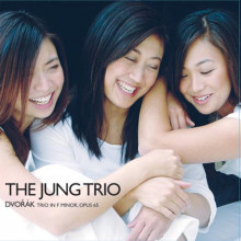 DVORAK: Piano Trio -  Op.65