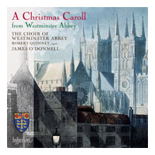Christmas Caroll at Westminster Abbey