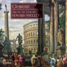 Clementi: Sonate Per Piano Vol.5 - Int