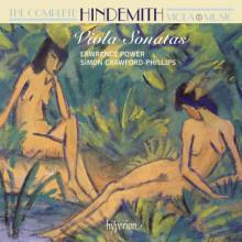 HINDEMITH: Opere per viola Vol.1
