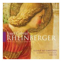 RHEINBERGER: Motets - Masses - and Hymns