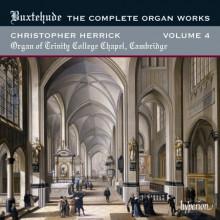 BUXTEHUDE: Integr.opere per organo Vol.4