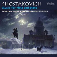 SHOSTAKOVICH: Musica per viola e piano