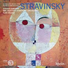 Stravinsky: Opere Per Piano E Orchestra