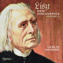 LISZT: New Liszt Discoveries - Vol.3