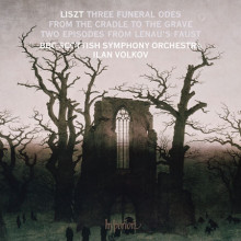 Liszt: Odi Funebri E Altre Opere