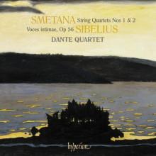 SMETANA & SIBELIUS: Quartetti per archi