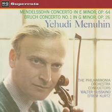 MENDELSSHON & BRUCH: Violin Concertos