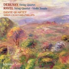 DEBUSSY - RAVEL: Quartetti per archi