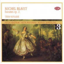 Blavet: Sei Sonate Per Flauto Traverso
