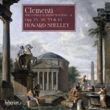 Clementi: Sonate Per Piano Vol.4 - Int