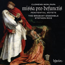 CLEMENS NON PAPA: Requiem & Mottetti
