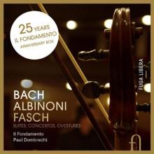 Bach - Albinoni - Fasch: Suites - Concertos