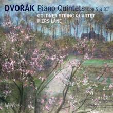 DVORAK: Quintetti con piano