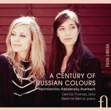 Aa.vv.: A Century Of Russian Colours