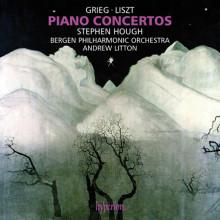 LISZT - GRIEG: Concerti per piano
