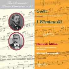 GOETZ - WIENIAWSKI: Romantic P.C. - Vol.52