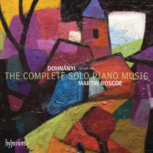 DOHNANYI: Musica per piano solo Vol.1